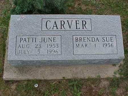 CARVER, BRENDA SUE - Henry County, Iowa | BRENDA SUE CARVER