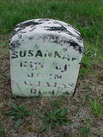 CAVINESS, SUSANNAH - Henry County, Iowa | SUSANNAH CAVINESS