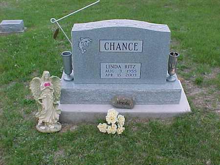 RITZ CHANCE, LINDA - Henry County, Iowa | LINDA RITZ CHANCE