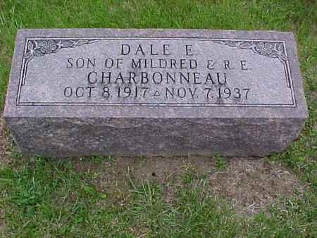 CHARBONNEAU, DALE - Henry County, Iowa   DALE CHARBONNEAU