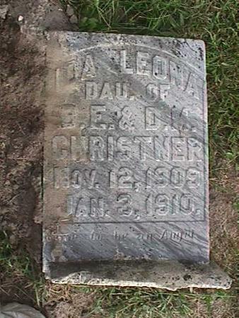CHRISTNER, IDA LEONA - Henry County, Iowa | IDA LEONA CHRISTNER