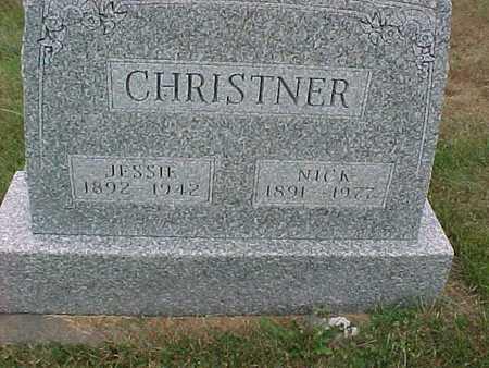 CHRISTNER, NICK - Henry County, Iowa | NICK CHRISTNER