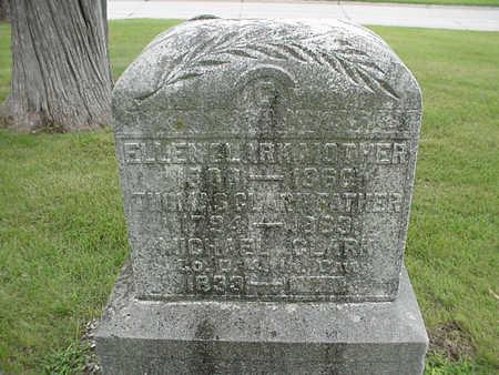 CLARK, ELLEN - Henry County, Iowa   ELLEN CLARK