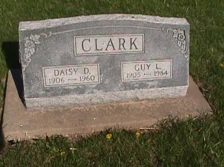 CLARK, GUY L. - Henry County, Iowa | GUY L. CLARK