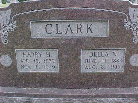 CLARK, HARRY H - Henry County, Iowa | HARRY H CLARK