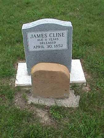 CLINE, JAMES - Henry County, Iowa | JAMES CLINE