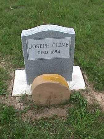 CLINE, JOSEPH - Henry County, Iowa | JOSEPH CLINE