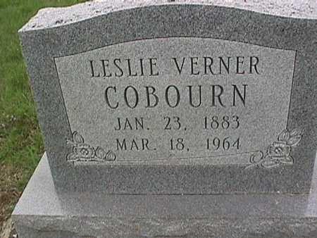 COBOURN, LESLIE VERNER - Henry County, Iowa | LESLIE VERNER COBOURN