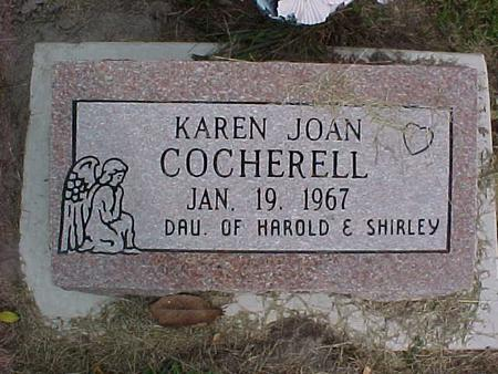 COCHERELL, KAREN JOAN - Henry County, Iowa | KAREN JOAN COCHERELL