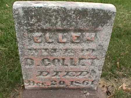 COLLET, CLEE - Henry County, Iowa | CLEE COLLET
