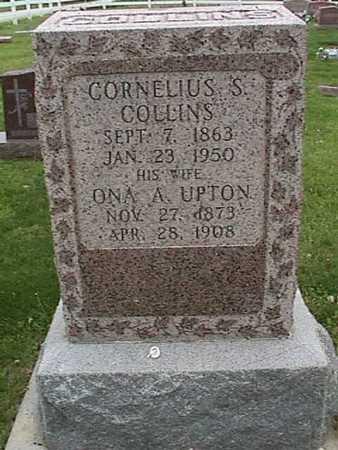 COLLINS, ONA - Henry County, Iowa | ONA COLLINS