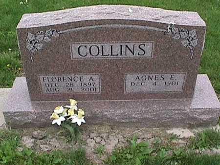 COLLINS, AGNES - Henry County, Iowa   AGNES COLLINS