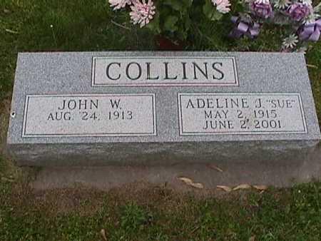 COLLINS, ADELINE - Henry County, Iowa | ADELINE COLLINS