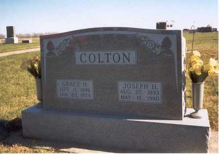 COLTON, HELEN GRACE - Henry County, Iowa | HELEN GRACE COLTON
