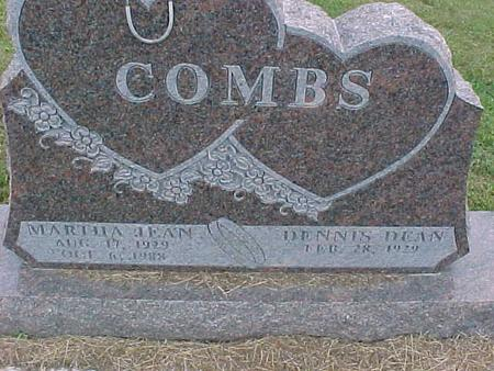 COMBS, DENNIS - Henry County, Iowa | DENNIS COMBS