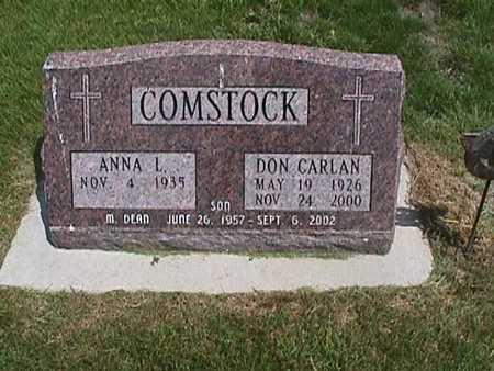 COMSTOCK, DON - Henry County, Iowa | DON COMSTOCK
