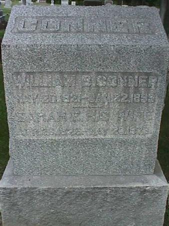 CONNER, WILLIAM B - Henry County, Iowa | WILLIAM B CONNER