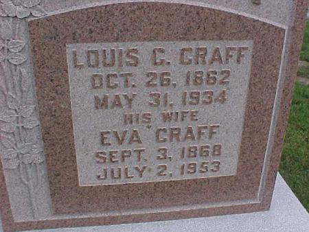 CRAFF, EVA - Henry County, Iowa | EVA CRAFF