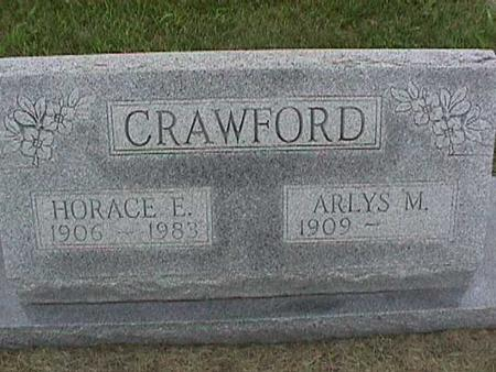 CRAWFORD, HORACE - Henry County, Iowa | HORACE CRAWFORD