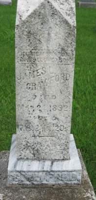 CRAWFORD, JAMES L. - Henry County, Iowa   JAMES L. CRAWFORD