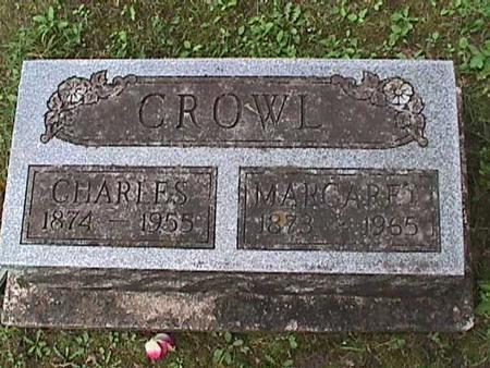 CROWL, CHARLES - Henry County, Iowa   CHARLES CROWL