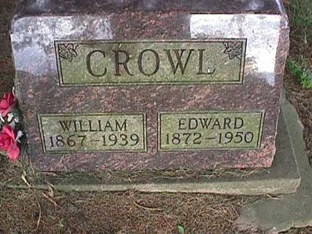 CROWL, EDWARD - Henry County, Iowa | EDWARD CROWL