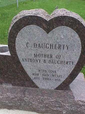 DAUGHERTY, C. - Henry County, Iowa | C. DAUGHERTY