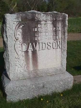 DAVIDSON, ORR L - Henry County, Iowa | ORR L DAVIDSON