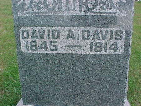 DAVIS, DAVID - Henry County, Iowa | DAVID DAVIS