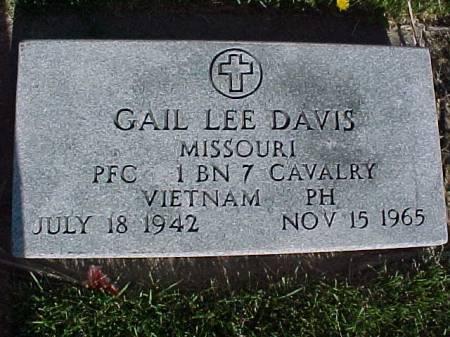 DAVIS, GAIL LEE - Henry County, Iowa | GAIL LEE DAVIS