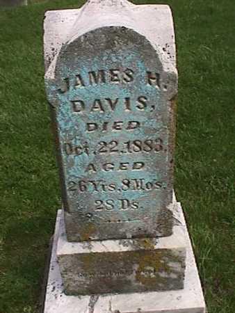 DAVIS, JAMES H. - Henry County, Iowa | JAMES H. DAVIS