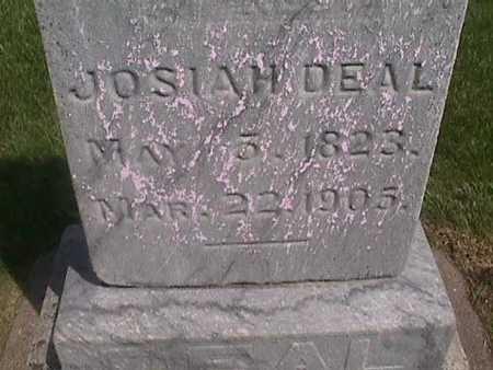 DEAL, JOSIAH - Henry County, Iowa | JOSIAH DEAL