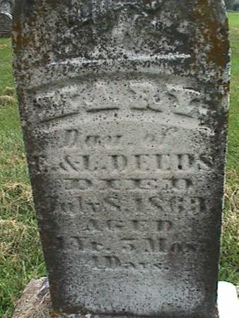 DEEDS, MARY - Henry County, Iowa | MARY DEEDS