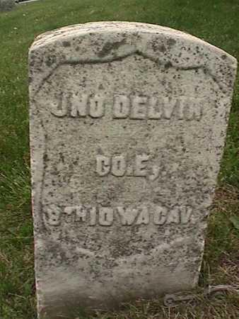 DELVIN, JOHN - Henry County, Iowa | JOHN DELVIN