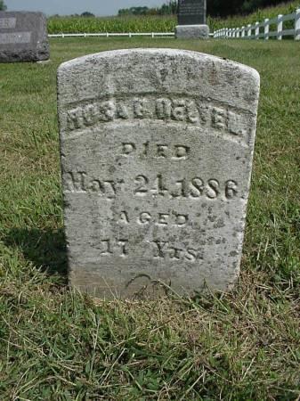 DELVIN, ROSE B. - Henry County, Iowa | ROSE B. DELVIN