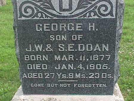 DOAN, GEORGE - Henry County, Iowa | GEORGE DOAN