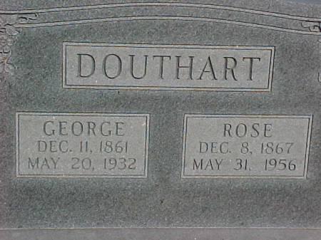DOUTHART, GEORGE - Henry County, Iowa | GEORGE DOUTHART