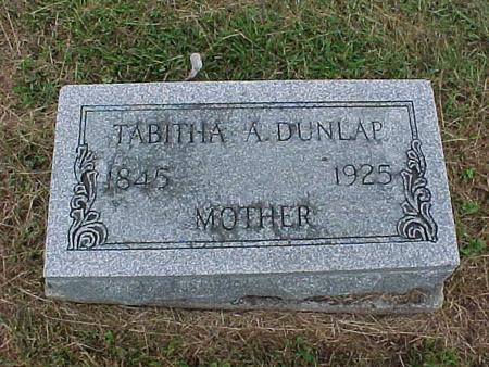 DUNLAP, TABITHA - Henry County, Iowa | TABITHA DUNLAP