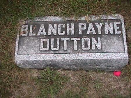 DUTTON, BLANCH - Henry County, Iowa | BLANCH DUTTON