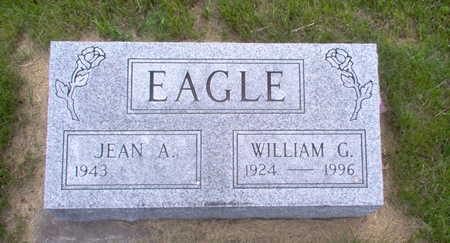 EAGLE, WILLIAM G. - Henry County, Iowa | WILLIAM G. EAGLE