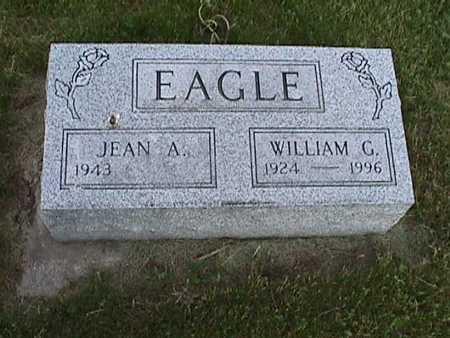 EAGLE, JEAN - Henry County, Iowa   JEAN EAGLE
