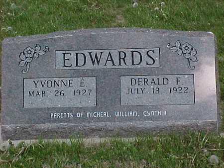 EDWARDS, YVONNE - Henry County, Iowa | YVONNE EDWARDS