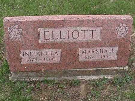 ELLIOTT, INDIANOLA - Henry County, Iowa | INDIANOLA ELLIOTT