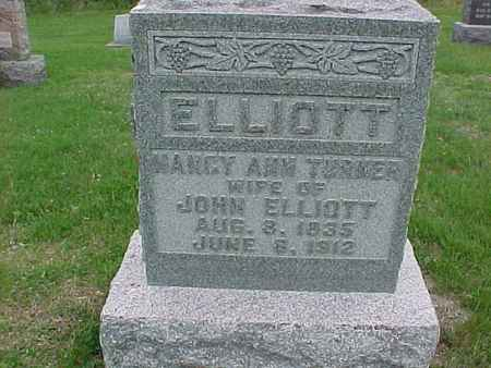 ELLIOTT, NANCY ANN - Henry County, Iowa | NANCY ANN ELLIOTT