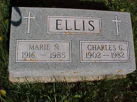 ELLIS, CHARLES G. - Henry County, Iowa | CHARLES G. ELLIS