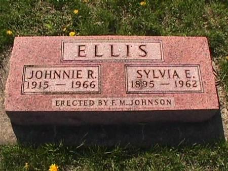 ELLIS, JOHNNIE R. - Henry County, Iowa   JOHNNIE R. ELLIS
