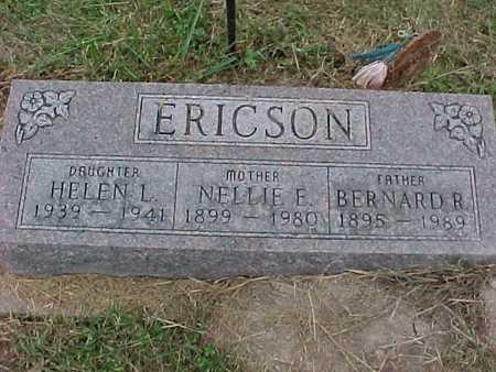 ERICSON, HELEN - Henry County, Iowa | HELEN ERICSON