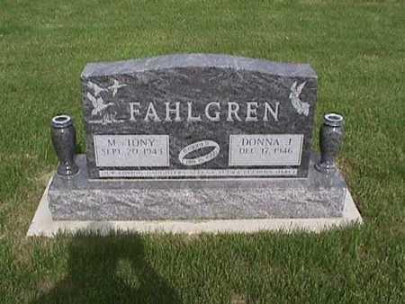 FAHLGREN, M. TONY - Henry County, Iowa | M. TONY FAHLGREN
