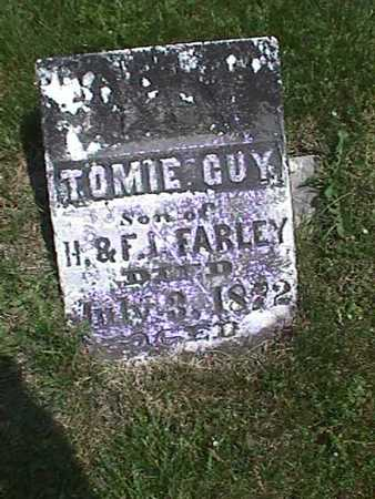 FARLEY, TOMIE GUY - Henry County, Iowa | TOMIE GUY FARLEY