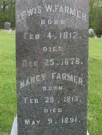 FARMER, NANCY - Henry County, Iowa   NANCY FARMER
